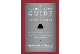 CURMUDGEON'S GUIDE TO GETTING AHEAD, THE
