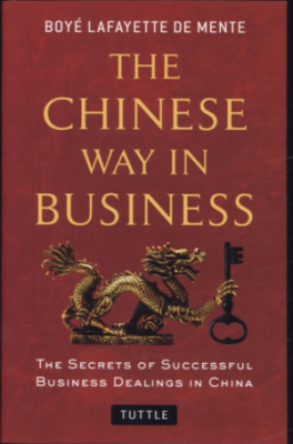 CHINESE WAY IN BUSINESS, THE