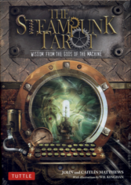 STEAMPUNK TAROT WISDOM FROM THE GODS OF THE MACHINE