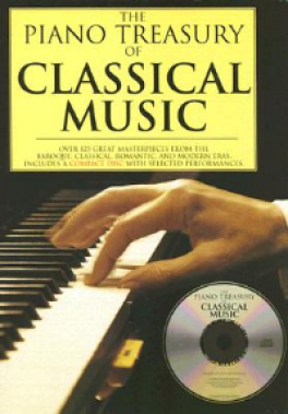 PIANO TREASURY OF CLASSICAL MUSIC, THE