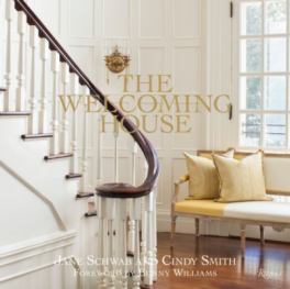 WELCOMING HOUSE, THE: THE ART OF LIVING GRACIOUSLY