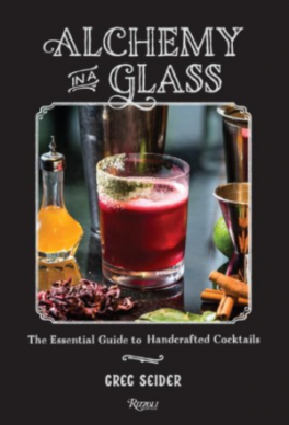 ALCHEMY IN A GLASS: HANDCRAFTED COCKTAIL