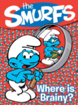 SMURFS HIDE & SEEK: WHERE IS BRAINY?