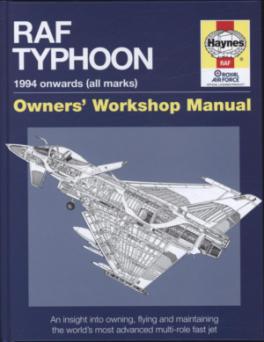 RAF TYPHOON MANUAL 1994 ONWARDS