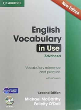 ENGLISH VOCABULARY IN USE WITH ANSWERS (ADVANCED) (CRB) (2ND ED.)