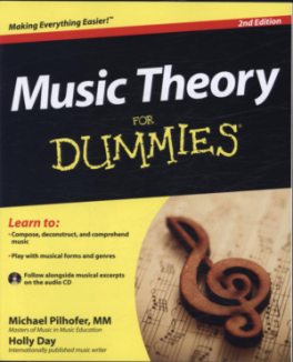 MUSIC THEORY FOR DUMMIES (2ND ED)