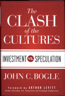 CLASH OF THE CULTURES, THE: INVESTMENT & SPECULATION