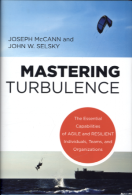 MASTERING TURBULENCE: THE ESSENTIAL CAPBILITIES OF AGILE AND RESILIENT INDIVIDUALS, TEAMS ORGANIZATIONS