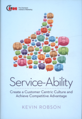 SERVICE-ABILITY: THE KEY TO COMPETITIVE ADVANTAGE IN THE 24ST CENTURY