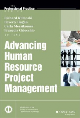 MANAGING HUMAN RESOURCE PROJECTS