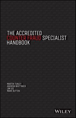 ACCREDITED COUNTER FRAUD SPECIALIST HANDBOOK, THE