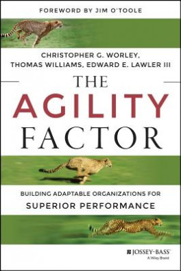AGILITY FACTOR, THE: BUILDING ADAPTABLE ORGANIZATIONS FOR SUPERIOR PERFORMANCE