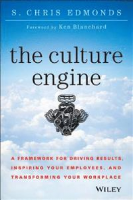 CULTURE ENGINE, THE: A FRAMEWORK FOR DRIVING RESULTS, INSPIRING YOUR EMPLOYEES, AND TRANSFORMING YOUR WORLPLACE