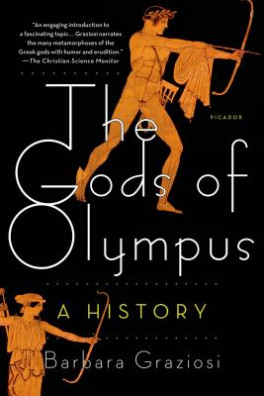 GODS OF OLYMPUS, THE: A HISTORY