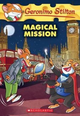 Geronimo Stilton 64 Magical Mission