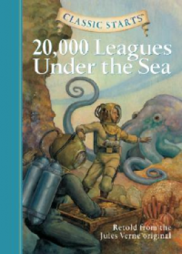 CLASSIC STARTS: 20,000 LEAGUES UNDER THE SEA