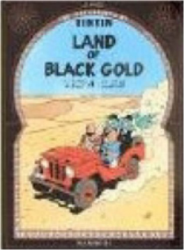 ADVENTURES OF TINTIN, THE: LAND OF BLACK GOLD