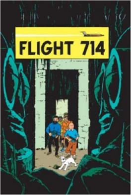 ADVENTURES OF TINTIN, THE: FLIGHT 714