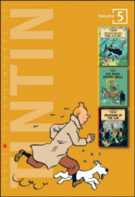 ADVENTURES OF TINTIN, THE (VOL.5)
