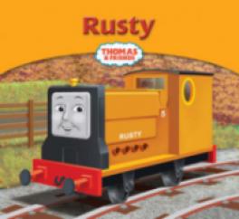 THOMAS STORY LIBRARY: RUSTY