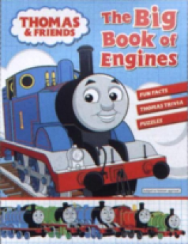 THOMAS & FRIENDS THE BIG BOOK OF ENGINES
