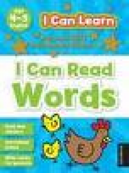 I CAN LEARN: I CAN READ WORDS (4-5)