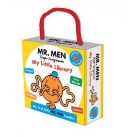 MR.MEN MY LITTLE LIBRARY