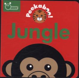 ANIMARU PEEKABOO!: JUNGLE