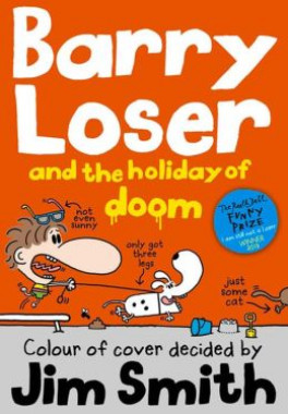 BARRY LOSER #5: BARRY LOSER AND THE HOLIDAY OF DOOM