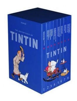 ADVENTURES OF TINTIN, THE (8-VOLUME COLLECTION)