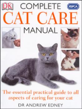 RSPCA COMPLETE CAT CARE MANUAL