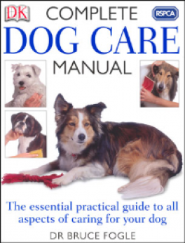 RSPCA COMPLETE DOG CARE MANUAL