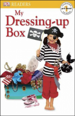 MY DRESSING-UP BOX (DK READERS PRE-LEVEL)