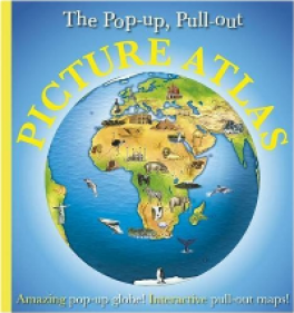 POP-UP, PULL-OUT PICTURE ATLAS, THE