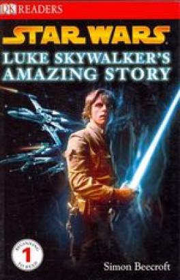 DK READERS LEVEL 2: STAR WAR LUKE SKYWALKER'S AMAZING STORY