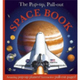 POP UP, PULL OUT SPACE BOOK, THE