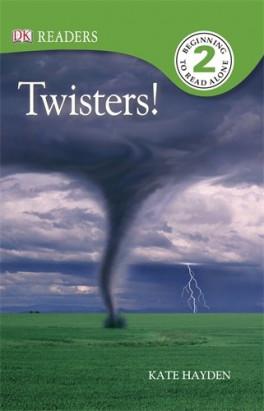 TWISTERS! (DK READERS)