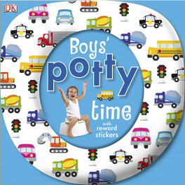 BOYS' POTTY TIME