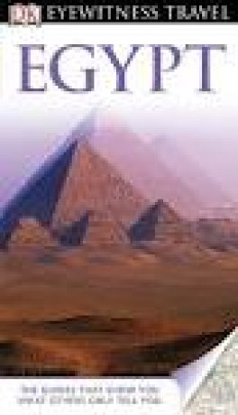 EYEWITNESS TRAVEL GUIDES: EGYPT (6TH ED.)