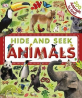 HIDE AND SEEK: ANIMALS