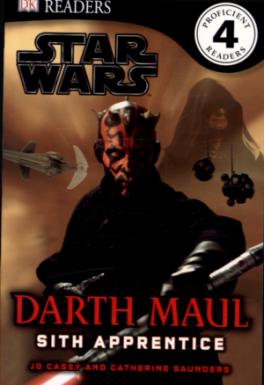 STAR WARS: DARTH MAUL SITH APPRENTICE