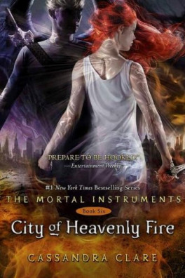 CITY OF HEAVENLY FIRE (MORTAL INSTRUMENTS 6)