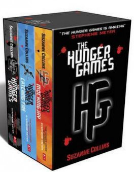 HUNGER GAMES BOXED SET, THE