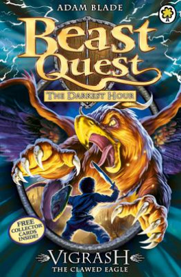 BEAST QUEST #70: VIGRASH THE CLAWED EAGLE
