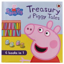 PEPPA PIG: TREASURY OF PIGGY TALES