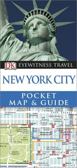 EYEWITNESS MAP & GUIDES:NEW YORK CITY (5 TH ED)