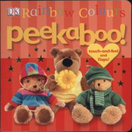 PEEKABOO!: RAINBOW COLOURS
