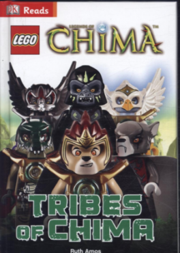 LEGO LEGENDS OF CHIMA TRIBES OF CHIMA (DK STARTING TO READ)
