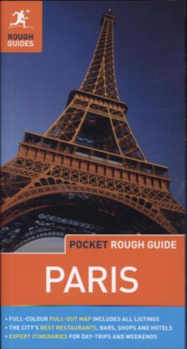 POCKET ROUGH GUIDE: PARIS (2 ND ED.)