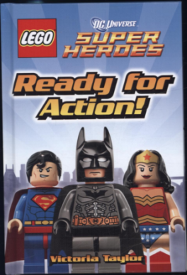 READY FOR ACTION! (DC SUPER HEROES LEVEL 2)